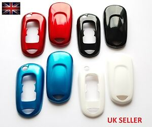 FOR NEW VAUXHALL REMOTE KEY COVER ASTRA K CORSA E FLIP SMART KEY FOB CASE 10