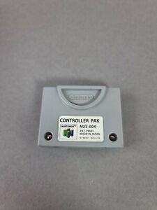 N64 Nintendo 64 Controller Pak NUS - 004