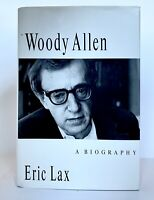 Woody Allen: A Biography- Eric Lax 1991 First Printing