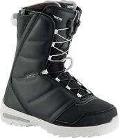 Nitro Flora TLS Snowboard Boots Women's 8 Black New 2019