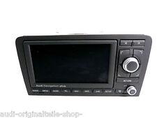 AUDI a3 s3 rs3 RNS-E PU LED navigation system 8p0035193b MEDIA DVD RNSE-PU