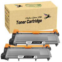 2 Multi-Pack TN660 Black Toner For Brother TN-630 HL-L2320DW L2360DW MFC-L2720DW