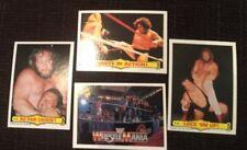 WWF trading cards Big John Studd Wrestling WWE