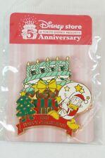 Disney Store JAPAN Pin TDR Store 5th Anniversary 2005 Christmas Donald Cake JDS