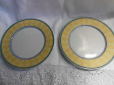 "VILLEROY & BOCH, ""SWITCH 3"" CORFU, Country Collection, 2 Speiseteller!"