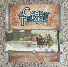 A Game Of Thrones. The Card Game.
