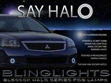2009 2010 2011 Mitsubishi Galant Halo Foglamps Angel Eye Foglights Driving Kit