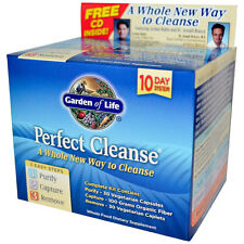 Perfecto Limpiar 3 sencillos pasos Kit-purificar, capturar & eliminar-programa de desintoxicación