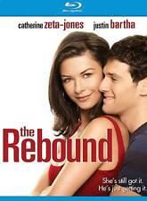 The Rebound (Blu-ray Disc, 2012),Catherine Zeta-Jones, Justin Bartha [NEW], DVD