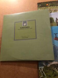 ESKIMO - VARIOUS  - 3-LP ORIG BELGIUM  ESKIMO 541416500437   EXCELLENT   RARE