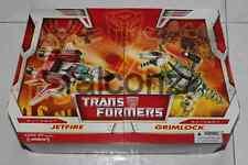 Transformers Robots In Disguise Twin Pack Jetfire Vs Grimlock MISB Brand New