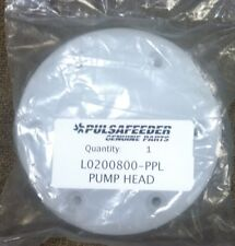 Pulsatron Pump Head L0200800-PPL for Models H8,  Material: GFPPL (Polypropylene)