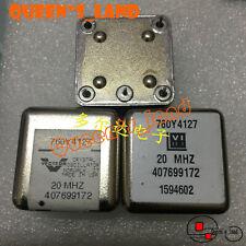 1× VECTRON 760Y4127 20MHz 5V 25*25*12.7mm OCXO Crystal Oscillator