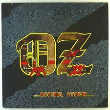 """12"""" LP OZ-Decibel storm-a2674h-rar-washed & cleaned"""