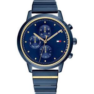 Orologio Donna TOMMY HILFIGER BLAKE Gigi Hadid THW1781893 Bracciale Acciaio Blu
