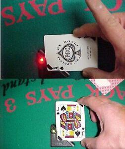 Blackjack No Peek Device