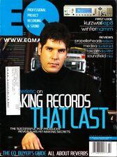 EQ Magazine February 2001 Matt Serletic Making Records That Last, Kurzweil KSP8
