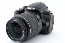 Nikon D3100 14.2MP 18-55mm Lens Set [Exc+++] w/8GB SD Card,Strap Japan [725]