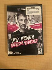 Tony Hawk's American Wasteland (Nintendo GameCube, 2005) Complete & Tested