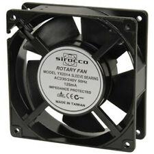 STANDARD 120mm 240V Standard Fan  Size 120 x 120 x 38mm  Bearing System Sleeve.