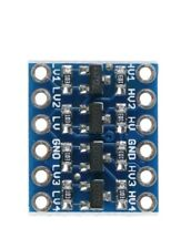 5 x Logic Level Shifter Converter Bi-Directional 5V 3.3V DC Module USA Seller
