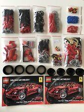 LEGO Racers Ferrari 599 GTB Fiorano 1:10 (8145) - aus Sammlung - geprüft