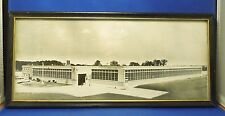 Vintage 1963 Framed Photograph of Winchester Plant Sales Building Meeting