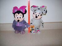 Disney Minnie Mouse Halloween Spooky Werewolf and Mummy  Dancer 3094