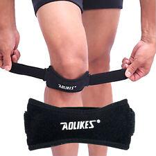Knee Patella Brace Sport Stabilizer Strap Band Runner Support Tendon Pain Relief