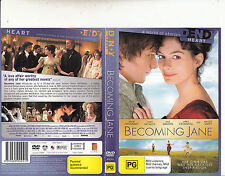 Becoming Jane-2006-Anne Hathaway-Movie-DVD