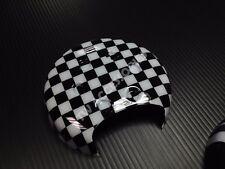 Mini Cooper 02-06 R50/R52/R53 Tachometer Cover-Small Checkered Flag