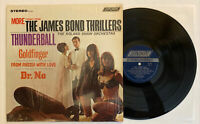 More Themes From The James Bond Thrillers - 1965 US 1st Press (NM) In Shrink