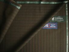 "DORMEUIL ""tropicali AMADEUS"" lana di lusso soddisfano tessuto 3,4 M. - made in Inghilterra"