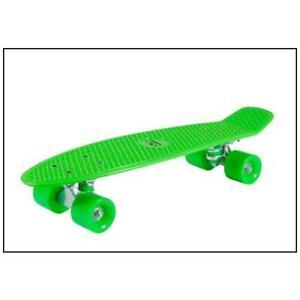 Hudora 12136 Skateboard Retro Vert Lemon