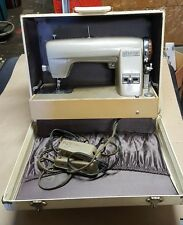Vintage Sears Kenmore Sewing Machine Model 120-49 Heavy Duty With Case