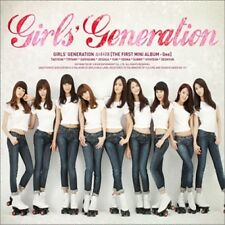 Girls' Generation - [Gee] 1st Mini Album CD+Photo Book Sealed K-Pop SNSD