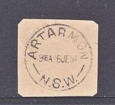 POSTMARK:  ARTARMON  NSW