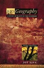 Biogeography: A Study of Plants in the Ecosphere, Third Edition-ExLibrary