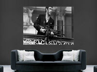SCARFACE AL PACINO CLASSIC MOVIE WALL POSTER ART PICTURE PRINT LARGE