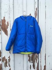 Patagonia XL Puff Jacket Hooded Das Parka Weather Synthetic Coat Outdoor NWOT