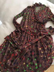 Original*Wunderkind*Kleid*Wollkleid* Neu!*Gr.M (38-40) Wickeloptik JOOP! 1735€
