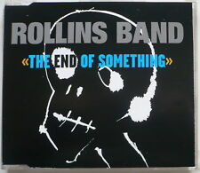 ROLLINS BAND - The end of something - 3-Track Maxi-CD