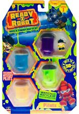 Ready2Robot Pilots Series 1 Style 1 Mystery 4-Pack