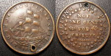 Webster Credit Current - Millions For Defence Not One Cent For Tribute - Token