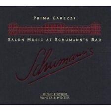 """PRIMA CAREZZA """"SCHUMANN'S SALON MUSIC"""" CD NEUWARE"""
