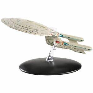 "U.S.S. Enterprise NCC-1701-D Collector's Edition Starship - 5"" Diecast Metal"
