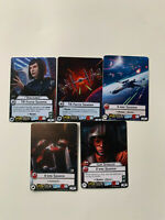 Upgrade Cards Retrofit Weapons Star Wars Armada Officers NON UNIQUE Team