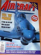 Aircraft Illustrated 1999 November BOAC,Iran,Spitfire,TA4J,Air Canada DC9