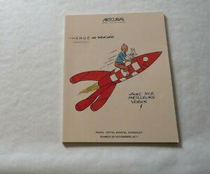 Artcurial Katalog Luxuriöses Von Verkauf Herge Und Hergée 26 November 2011