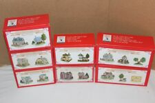 Liberty Falls Americana Collection Buildings & Acessories Excellent Condition